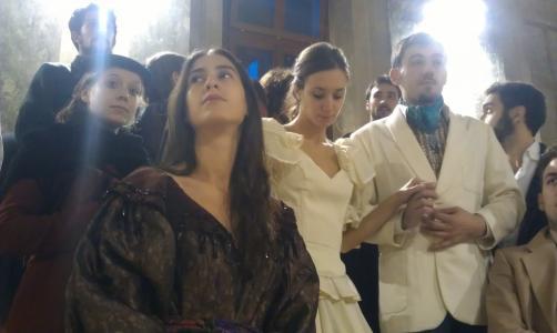La Civica Accademia Teatrale Nico Pepe di Udine in scena al Giovanni da Udine con Cogol