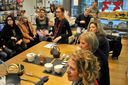 A Pordenone celebrata la Festa della donna tra libri e cucina. Videointervista e lettura