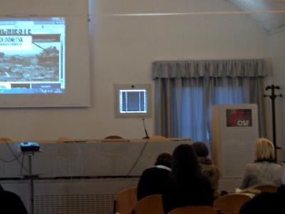 """L'incontro """"Il giornale online e le nuove tecnologie"""" inaugura i corsi di formazione per giornalisti"""