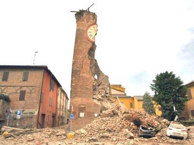 Terremoto di Ferrara del 1570 e terremoto dell'Emilia del 2012: pubblicato studio dell'OGS