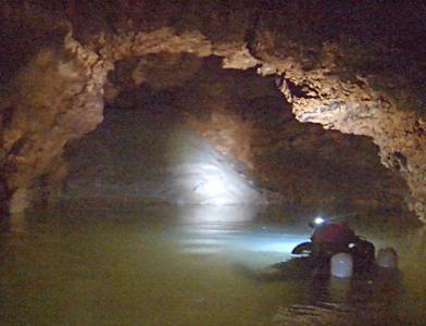 Con la scoperta di una nuova grotta si conclude