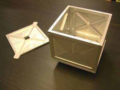 Solo 30 cm per i minisatelliti controllori: l'idea della startup triestina PicoSaTs
