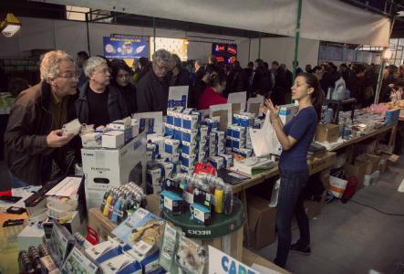 A Pordenonefiere Radioamatore 2 mostra mercato di elettronica, fotografia, droni e molto altro