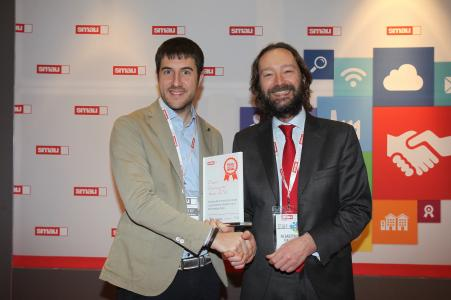 HiRef vince il Premio Innovazione SMAU 2016