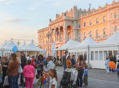50mila visitatori a Trieste Next 2016, il Salone europeo della ricerca scientifica di Trieste. Foto