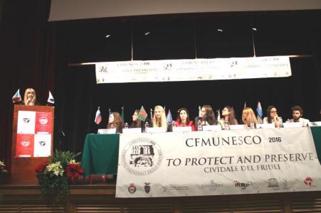 Studenti del FVG si distinguono a CFMUNESCO presso il Convitto Paolo Diacono di Cividale