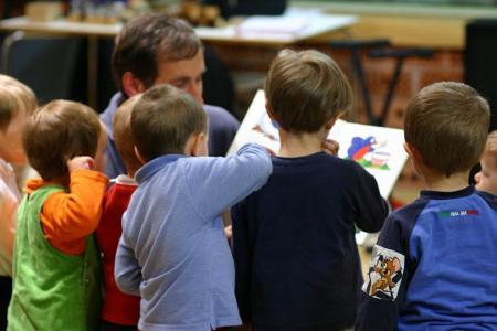 """Festival di Musica per bambini per """"Raccontare, immaginare la musica"""" a Trieste"""