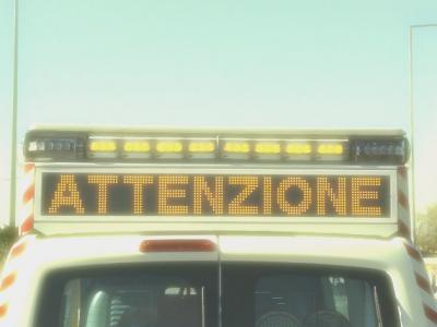 Incidente in A4: automobile e camion prendono fuoco. Code tra San Giorgio di Nogaro e Latisana